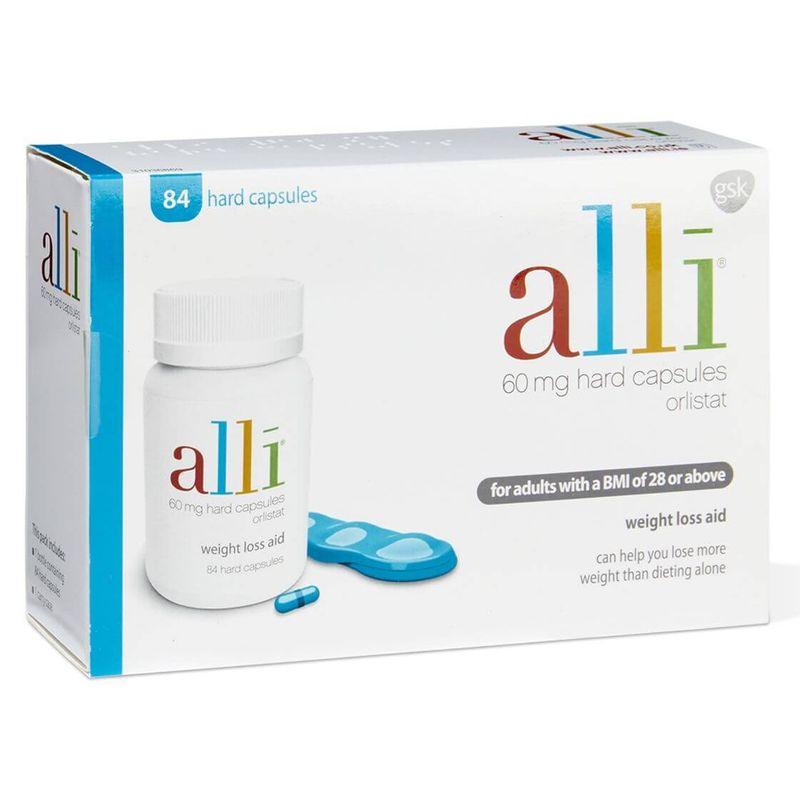 best price for alli diet pills