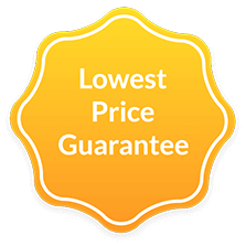 Lowest UK Price Guarantee