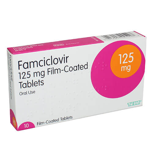 Buy Famciclovir (Generic Famvir) Herpes Treatment